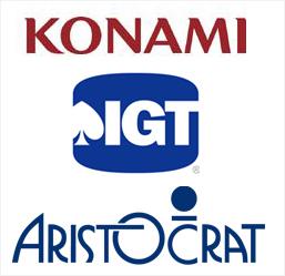 konami-IGT-Aristocrat